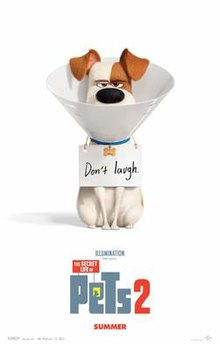 3D: The Secret Life of Pets 2